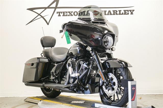 2018 Harley-Davidson Street Glide Special at Texoma Harley-Davidson