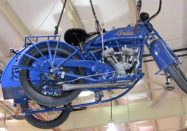 1927 Indian Motorcycle SCOUT WITH SIDECAR at #1 Cycle Center Harley-Davidson