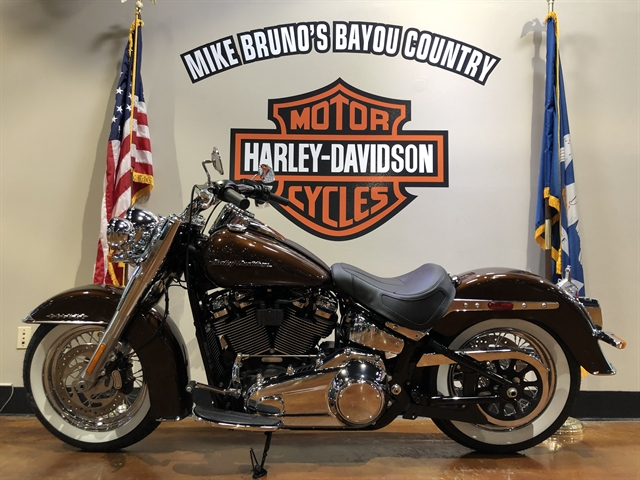 2019 Harley-Davidson Softail Deluxe at Mike Bruno's Bayou Country Harley-Davidson