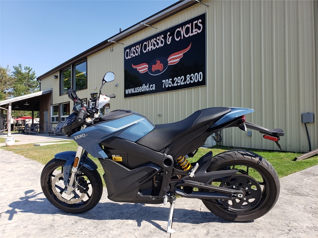 2020 ZERO S ZF72 at Classy Chassis & Cycles