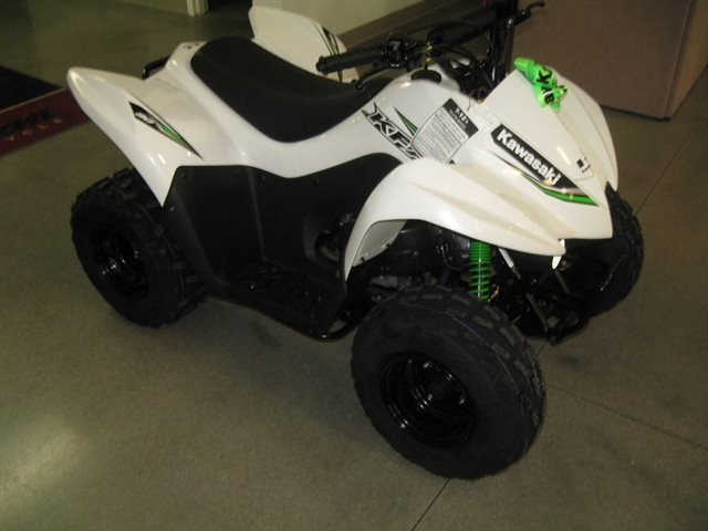 2017 Kawasaki KFX 90 at Brenny's Motorcycle Clinic, Bettendorf, IA 52722