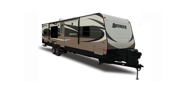 2014 Prime Time Manufacturing Avenger 27RLS at Campers RV Center, Shreveport, LA 71129