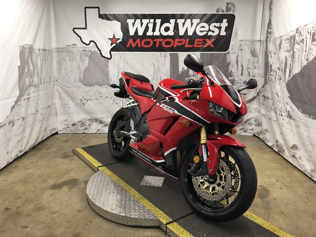 2018 Honda CBR600RR Base at Wild West Motoplex