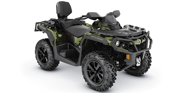 2021 Can-Am Outlander MAX XT 650 at Riderz