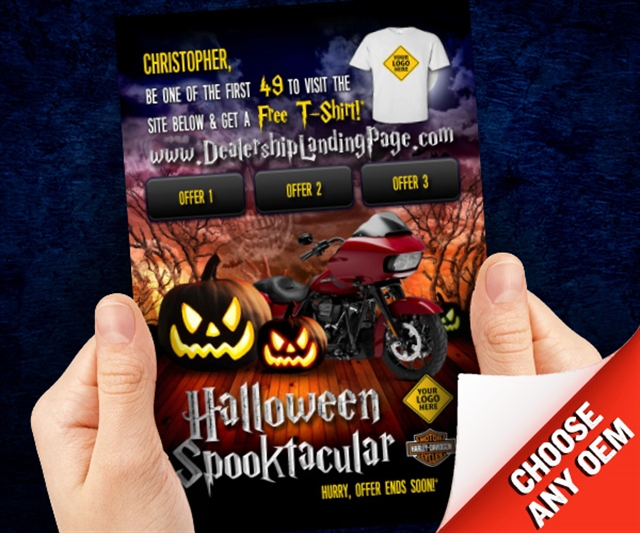 Halloween Spooktacular Powersports at PSM Marketing - Peachtree City, GA 30269