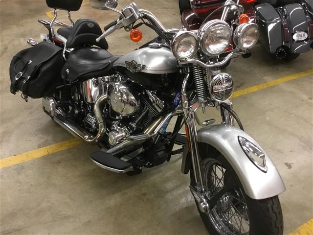 2003 Harley-Davidson FLSTSI HERITAGE SPRINGER at Bud's Harley-Davidson Redesign