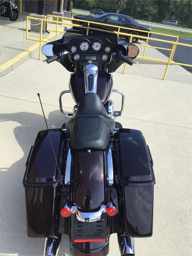 2011 Harley-Davidson Street Glide Base at Lima Harley-Davidson