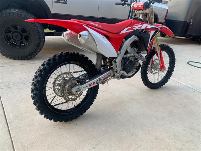 2021 Honda CRF 250R at Kent Motorsports, New Braunfels, TX 78130