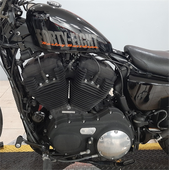 2013 Harley-Davidson Sportster Forty-Eight at Southwest Cycle, Cape Coral, FL 33909