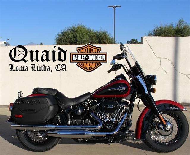 2020 Harley-Davidson Softail Heritage Classic 114 at Quaid Harley-Davidson, Loma Linda, CA 92354