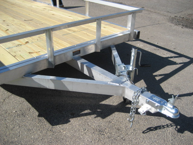 2019 Trophy 7' x 14' TI - single axle at Fort Fremont Marine