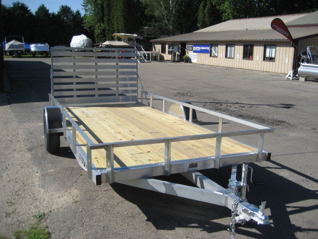 2019 Trophy 7' x 14' TI - single axle at Fort Fremont Marine, Fremont, WI 54940