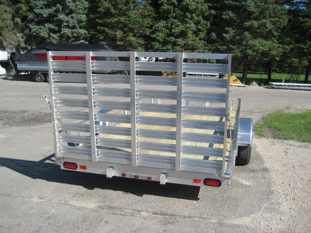 2022 Trophy 7' x 14' TI - single axle at Fort Fremont Marine