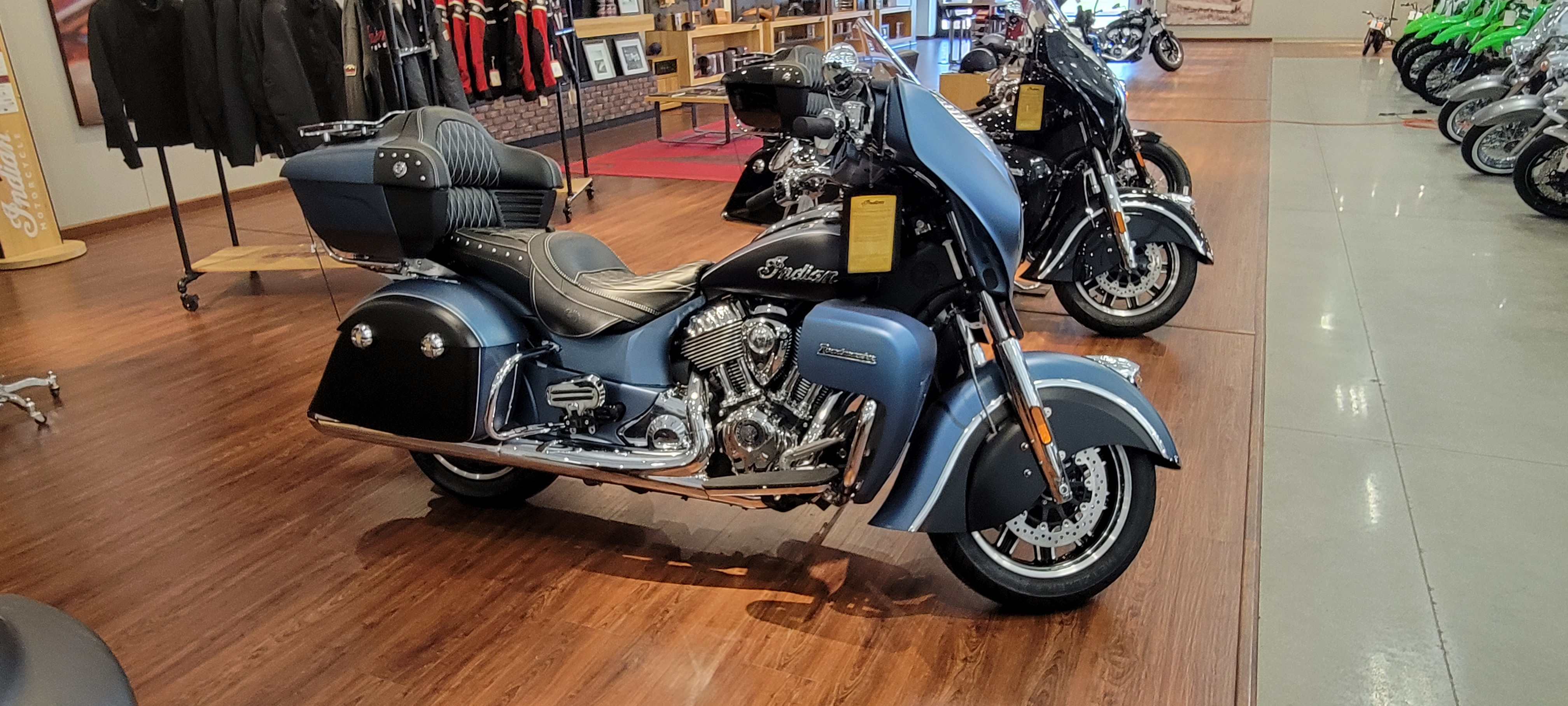 2021 Indian Roadmaster Base at Brenny's Motorcycle Clinic, Bettendorf, IA 52722