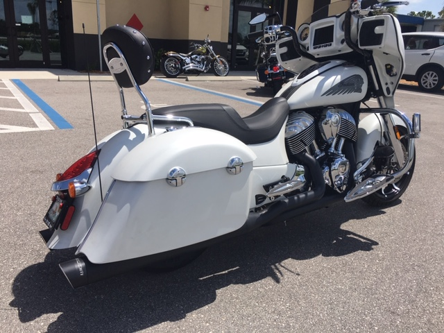 2017 Indian Chieftain Limited at Stu's Motorcycles, Fort Myers, FL 33912