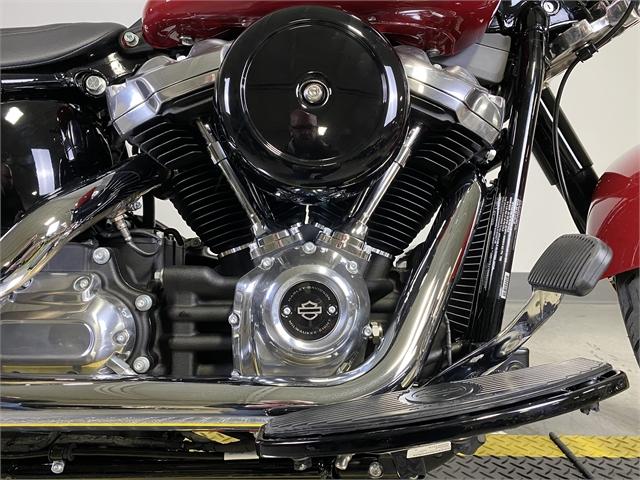 2021 Harley-Davidson Cruiser Softail Slim at Worth Harley-Davidson