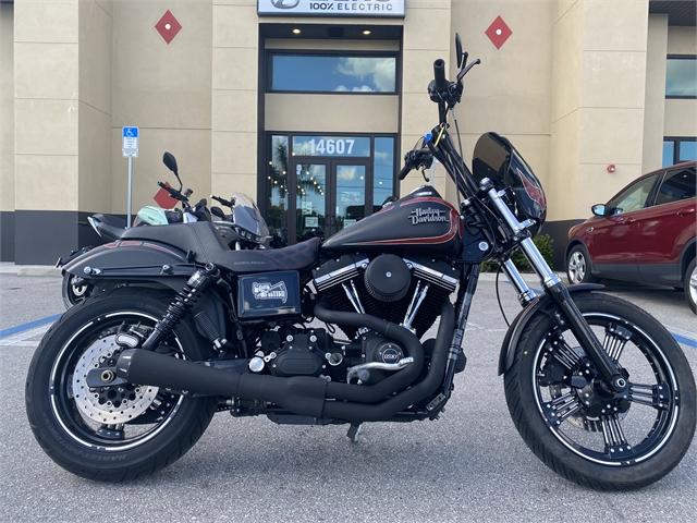 2015 Harley-Davidson Dyna Street Bob at Fort Myers