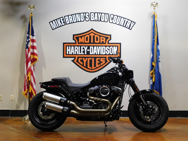 2019 Harley-Davidson Softail Fat Bob at Mike Bruno's Bayou Country Harley-Davidson