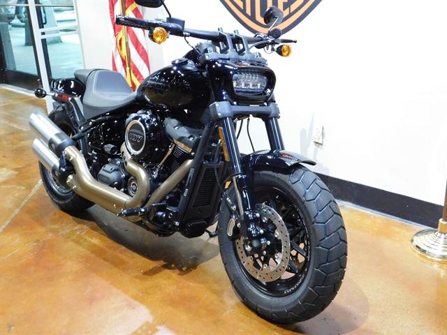 2019 Harley-Davidson Softail Fat Bob at Mike Bruno's Bayou Country Harley-Davidson