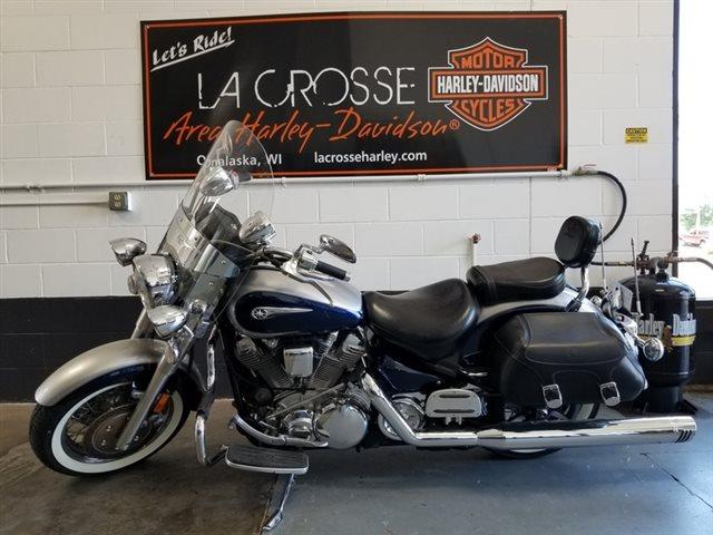 2007 Yamaha Road Star Midnight Silverado at La Crosse Area Harley-Davidson, Onalaska, WI 54650