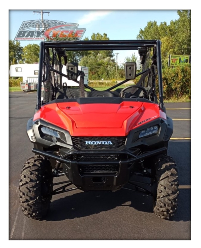 2021 Honda Pioneer 1000-5 Deluxe at Bay Cycle Sales