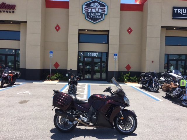 2012 Kawasaki Concours 14 ABS at Stu's Motorcycles, Fort Myers, FL 33912