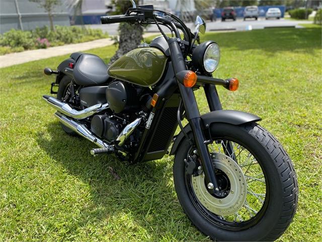 2022 Honda VT750C2BN at Powersports St. Augustine