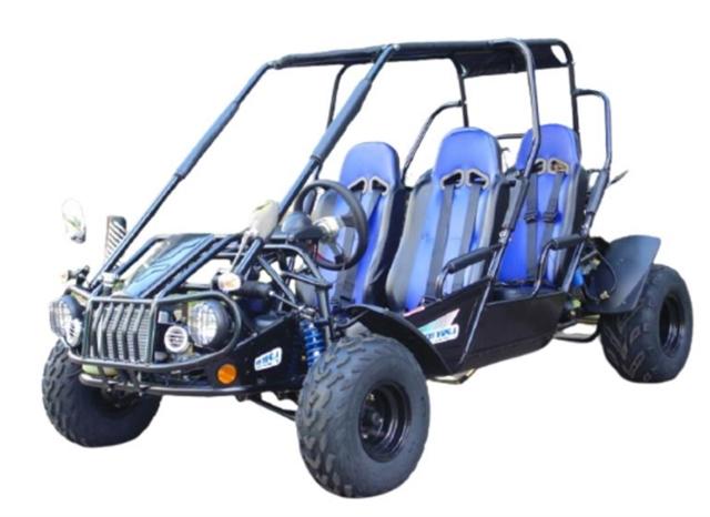 2021 Trailmaster XRS 300 XRS4 at Extreme Powersports Inc