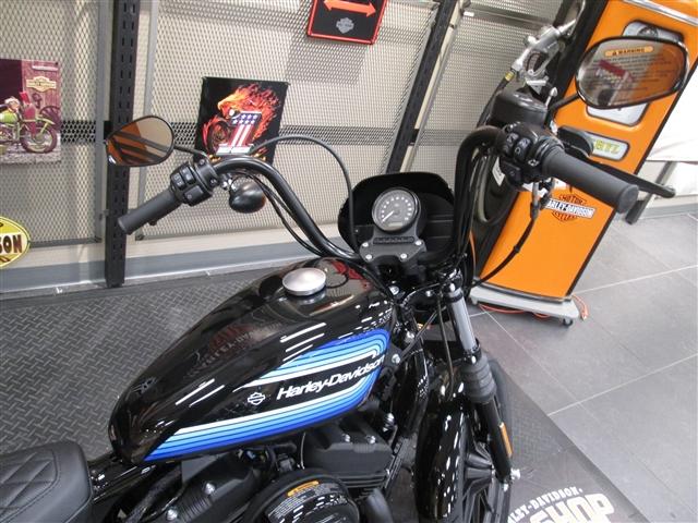 2019 Harley-Davidson Sportster Iron 1200 at Hunter's Moon Harley-Davidson®, Lafayette, IN 47905