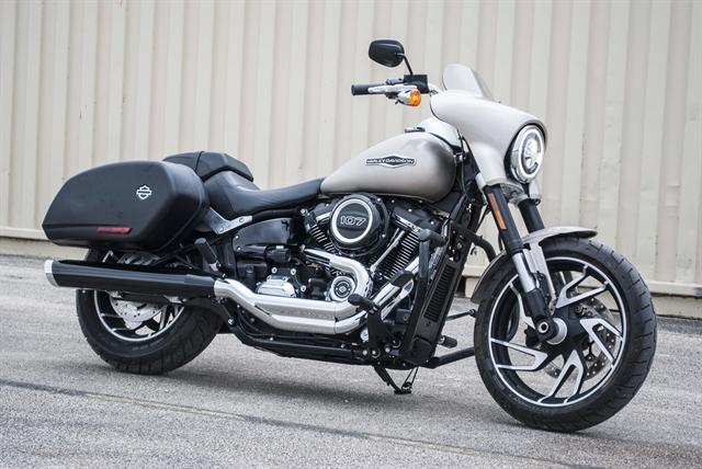 2018 Harley-Davidson Softail Sport Glide at Javelina Harley-Davidson