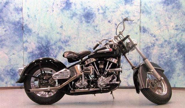 1950 HARLEY-DAVIDSON FL at #1 Cycle Center Harley-Davidson