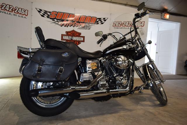 2003 Harley-Davidson Dyna Wide Glide at Suburban Motors Harley-Davidson