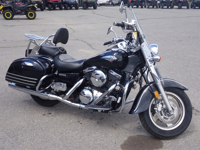 2003 KAWASAKI VULCAN NOMAD at Power World Sports, Granby, CO 80446