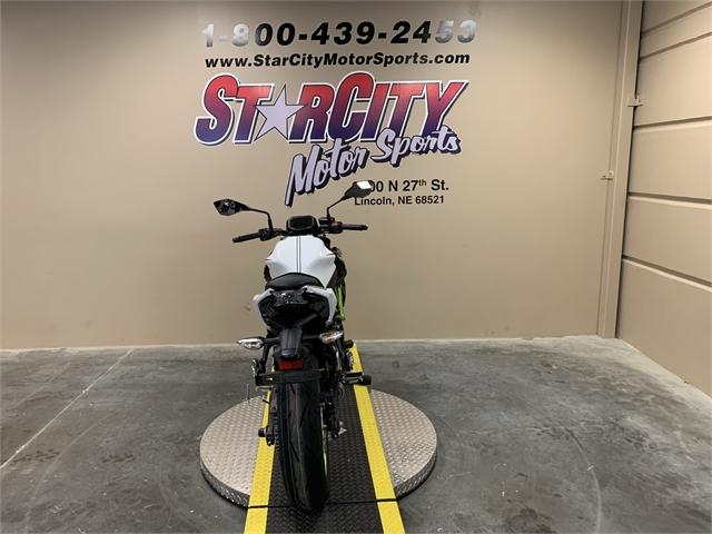 2021 Kawasaki Z650 ABS at Star City Motor Sports