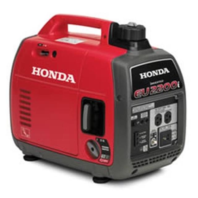 2021 Honda Generators EU2200i at Wild West Motoplex