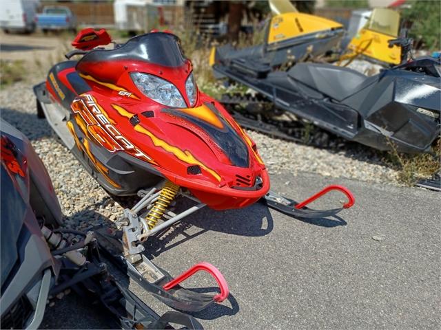 2005 Arctic Cat F6 Firecat EFI at Power World Sports, Granby, CO 80446