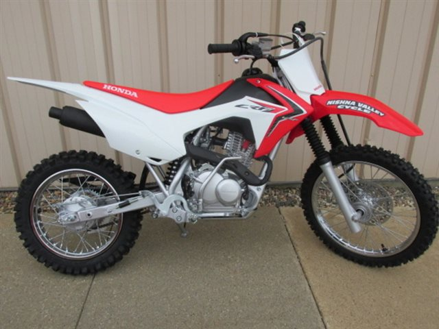 2018 Honda CRF 125F at Nishna Valley Cycle, Atlantic, IA 50022