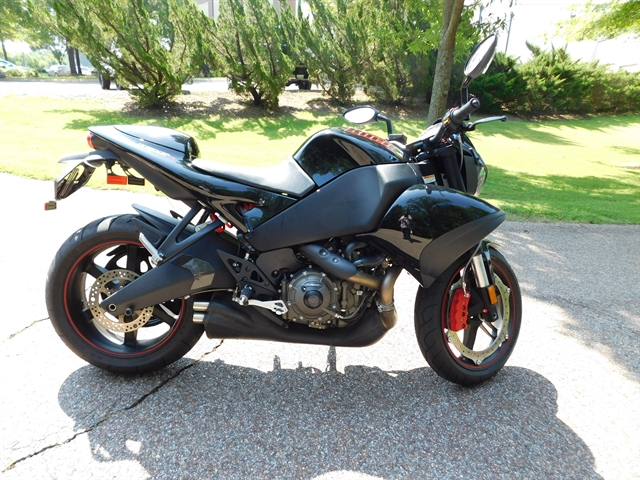 2009 Buell 1125 CR at Bumpus H-D of Collierville