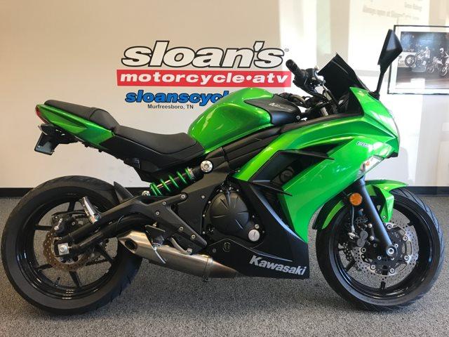 2015 Kawasaki Ninja 650 ABS at Sloan's Motorcycle, Murfreesboro, TN, 37129