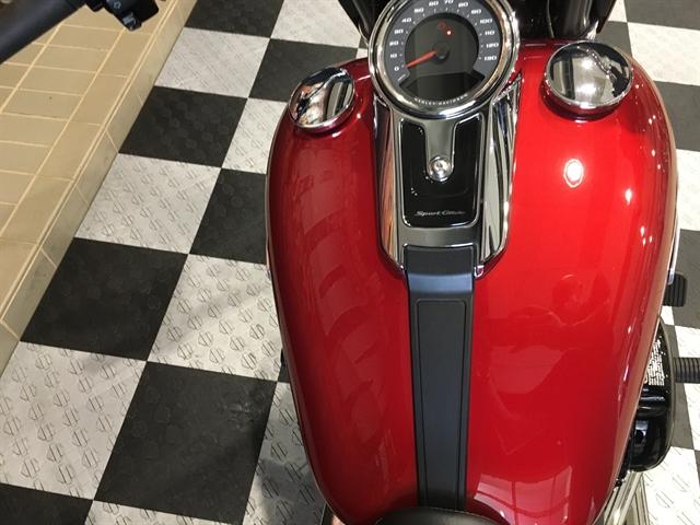 2019 Harley-Davidson Softail Sport Glide at Worth Harley-Davidson