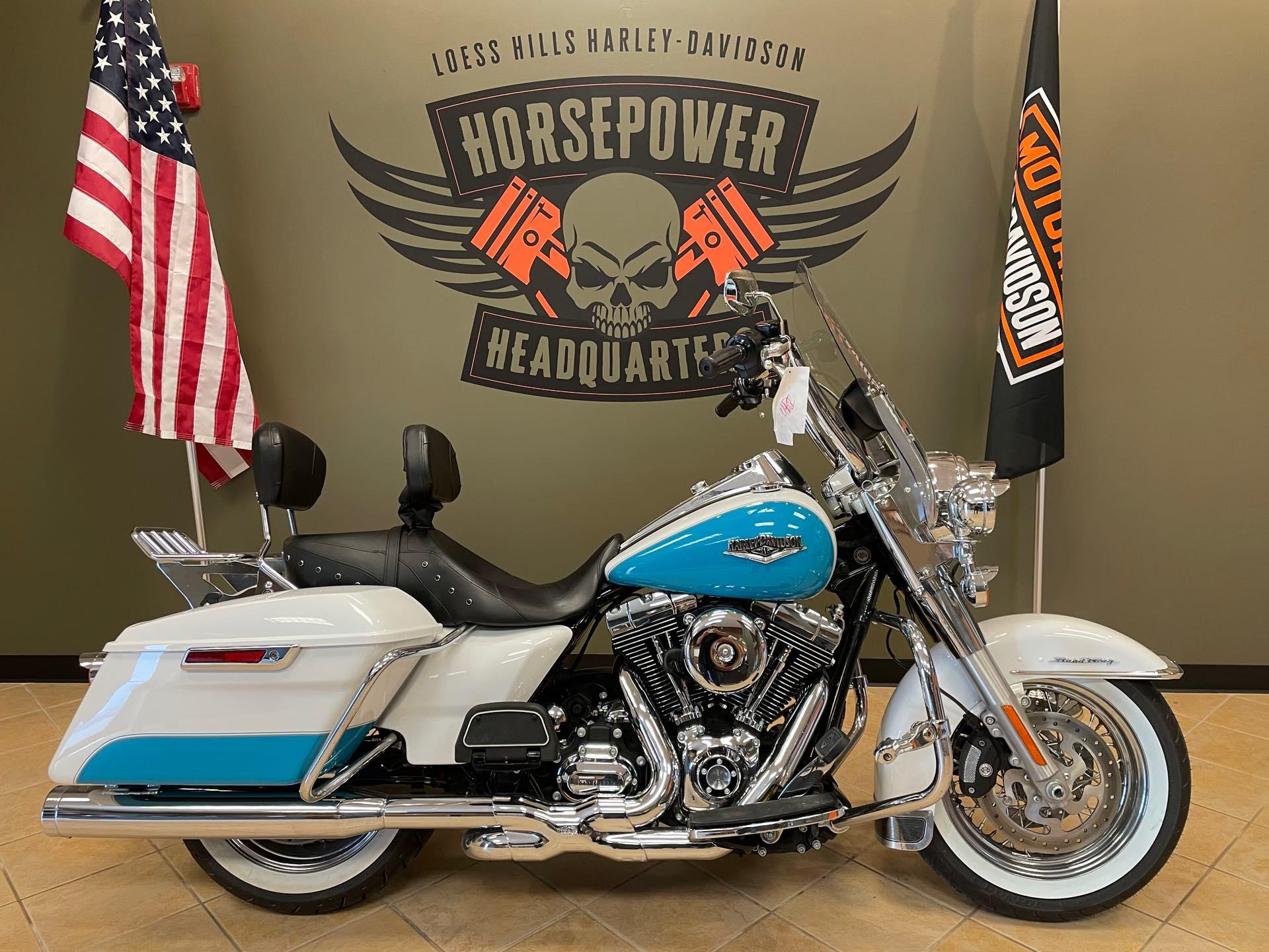 2016 Harley-Davidson Road King Base at Loess Hills Harley-Davidson