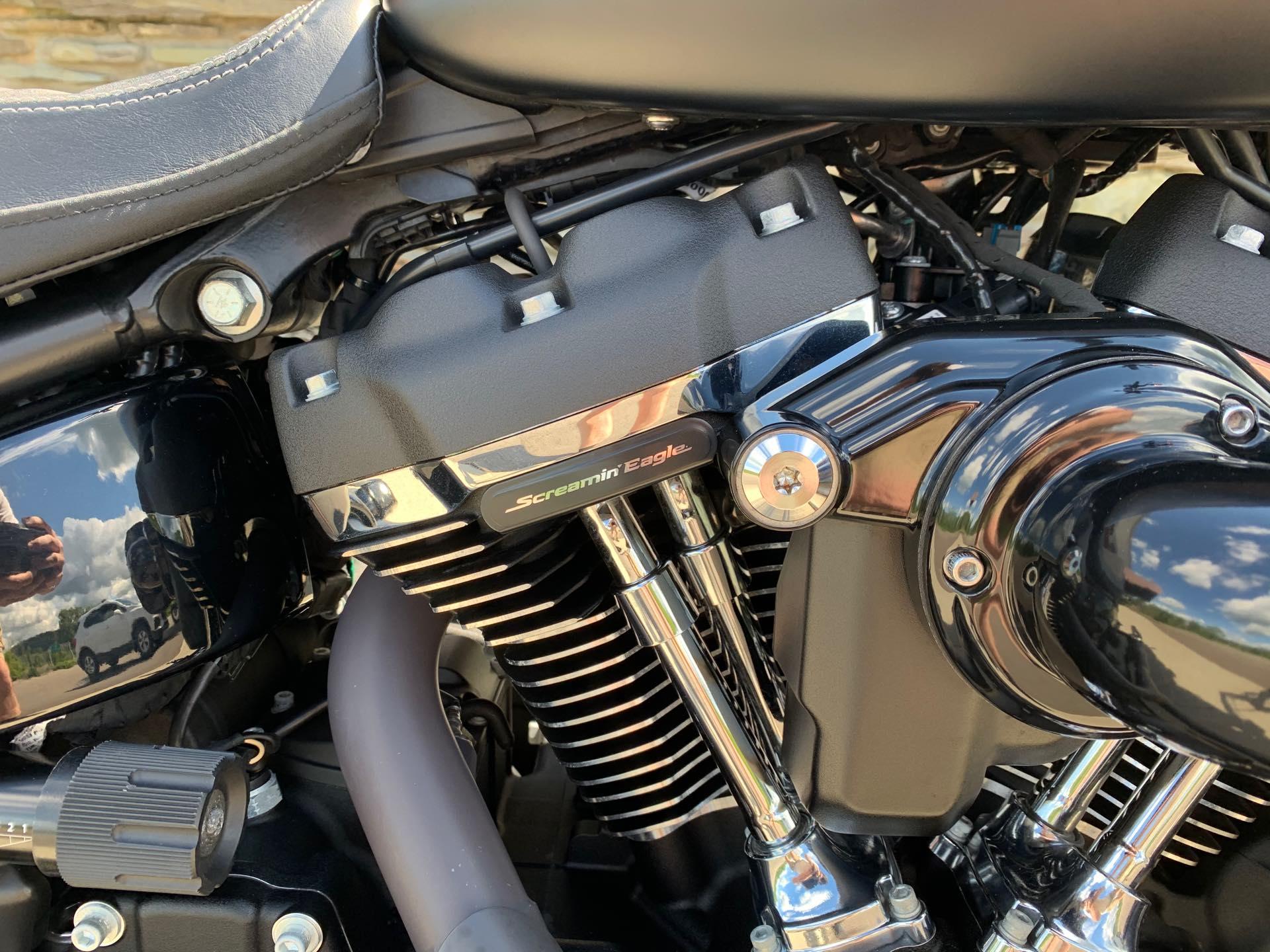 2018 Harley-Davidson Softail Fat Bob 114 at Arkport Cycles