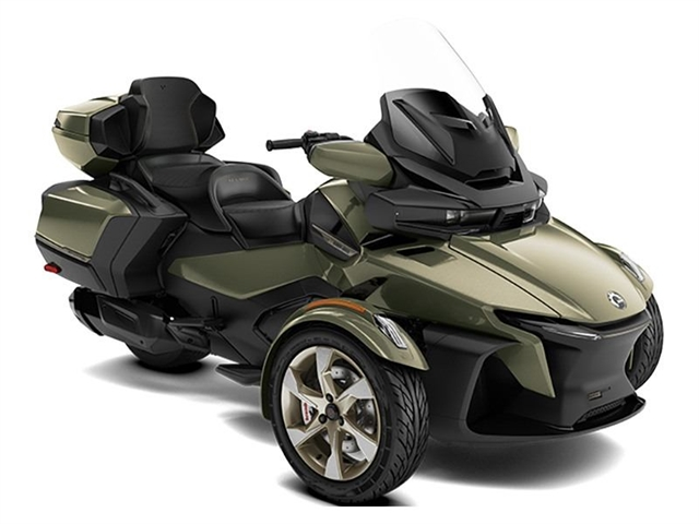 2021 Can-Am Spyder RT Limited at Wild West Motoplex