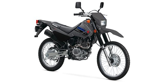 2020 Suzuki DR 200S at Santa Fe Motor Sports