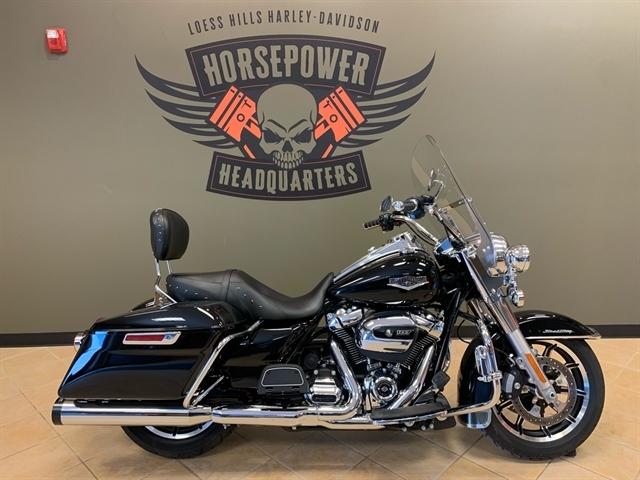 2018 Harley-Davidson Road King Base at Loess Hills Harley-Davidson