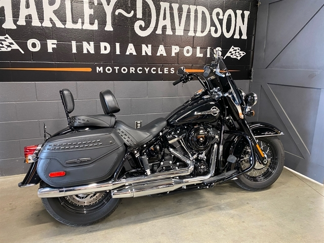 2019 Harley-Davidson Softail Heritage Classic at Harley-Davidson of Indianapolis