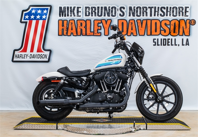 2018 Harley-Davidson XL1200NS at Mike Bruno's Northshore Harley-Davidson