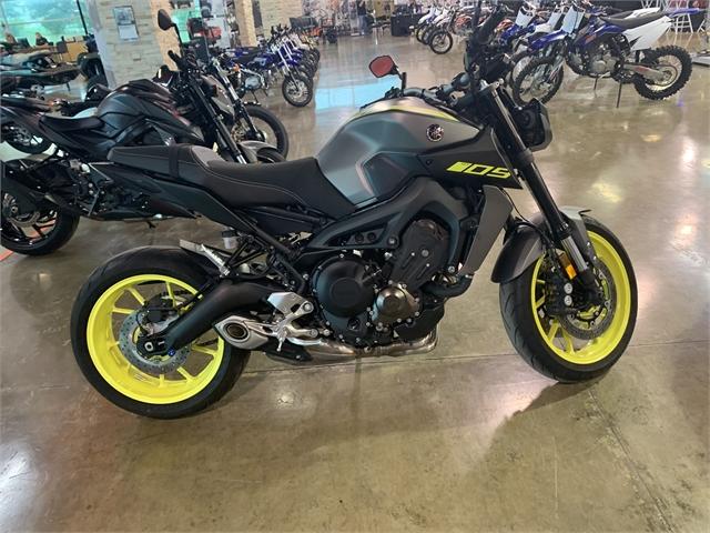 2018 Yamaha MT 09 at Kent Powersports of Austin, Kyle, TX 78640