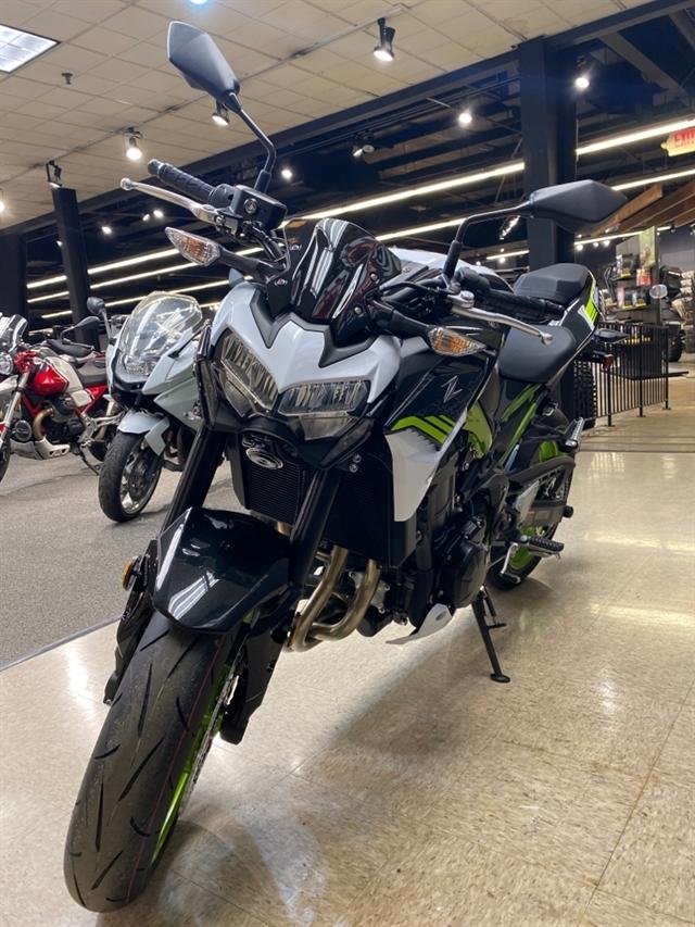 2021 Kawasaki Z900 ABS at Sloans Motorcycle ATV, Murfreesboro, TN, 37129