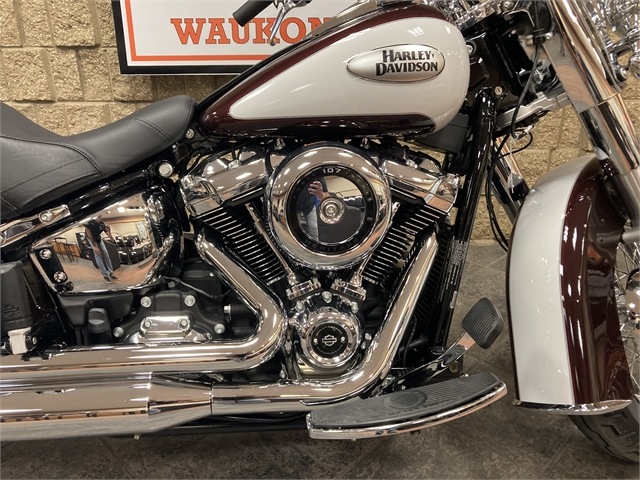 2021 Harley-Davidson Cruiser Heritage Classic at Iron Hill Harley-Davidson